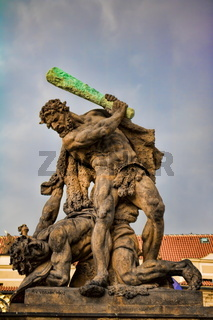 Prag, Herkules