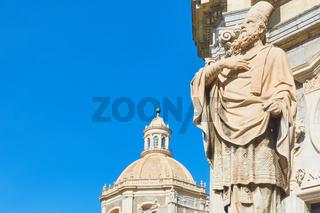 Saint Agatha Cathedral of Catania