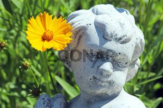 Gartenfigur