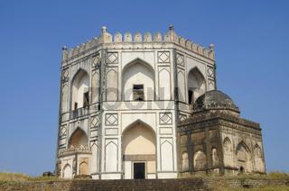 Chaukhandi of Hazrat Khalil Ullah, Ashtur, Karnataka state of India