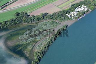 Naturschutzgebiet Altrhein am Hochrhein in Grenzach-Wyhlen