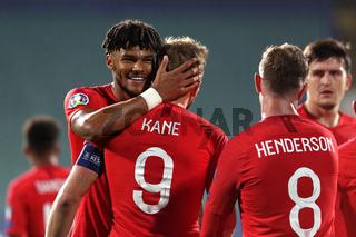 Bulgaria vs England Euro 2020 Qualifier