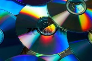 CD shiny background