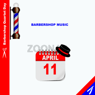 Barbershop music Barbershop Quartet Day