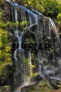 Fahler Wasserfall im Schwarzwald
