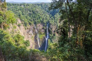 Tad Fane waterfall, Paksong, Laos