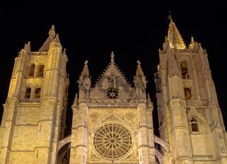 Santa Maria Cathedral - Leon
