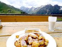 Kaiserschmarrn in Tyrol, Austria